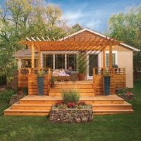 Backyard Structures: Three Projects to Inspire You - DIY ...