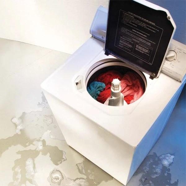 How To Repair A Leaking Washing Machine  The Family Handyman