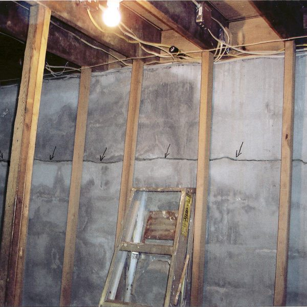 How To Fix A Cracked Basement Wall  The Family Handyman