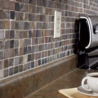 Easy Install Ceramic Tile Kitchen Backsplash How To Guide ...