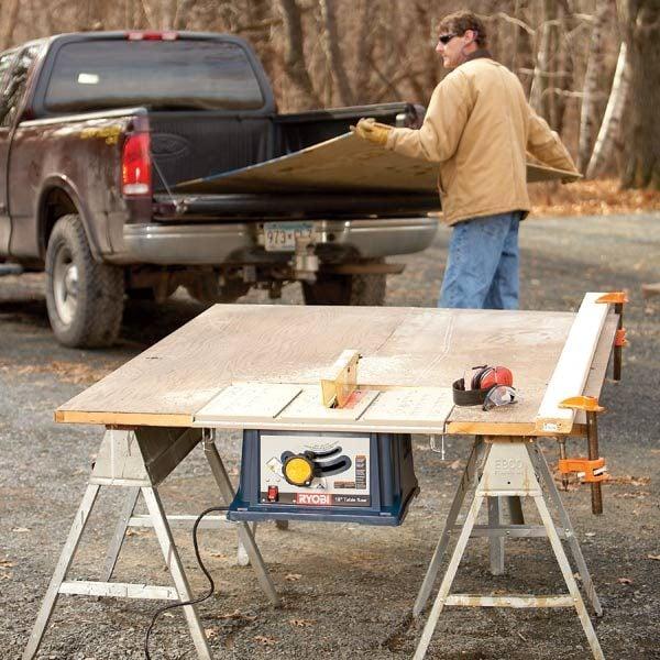 Portable Table Saws