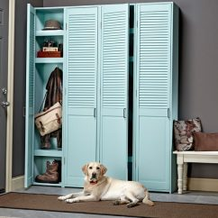 How To Build An Adirondack Chair Flexsteel Side Table Mudroom Lockers | The Family Handyman