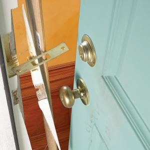 How to Reinforce Doors: Entry Door and Lock Reinforcements