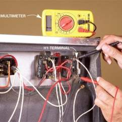 Stove Switch Wiring Diagrams Diagram Of Single Phase Motor Starter Electric Repair | Oven Manual – Chapter 4 Readingrat.net