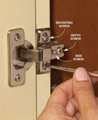 Home Repair: How to Fix Kitchen Cabinets