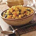 Southwest Black Bean Pasta