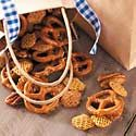 Honey-Glazed Snack Mix