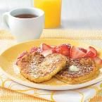 Almond French Toast Hearts Photo