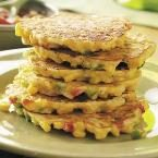 Calico Corn Cakes Photo