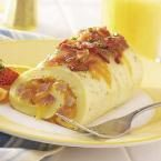 Ham 'n' Cheese Omelet Roll Photo