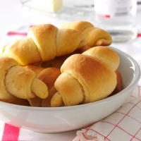 Sweet Potato Crescents Photo