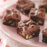 Frosted Brownies Photo