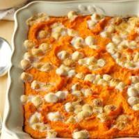Creamy Sweet Potatoes Photo