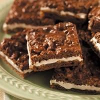 Deluxe Chocolate Marshmallow Bars Photo