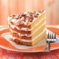 Pumpkin Torte Photo