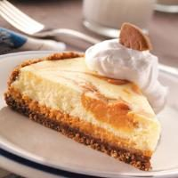 Snappy Pumpkin Cheesecake Photo