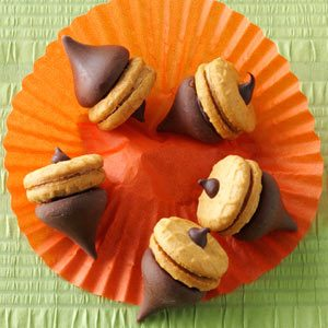 Acorn Treats Recipe