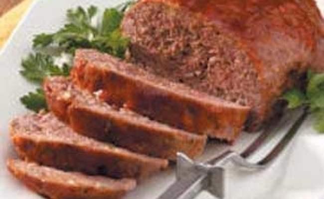 Buttermilk Meat Loaf Recipe Taste Of Home