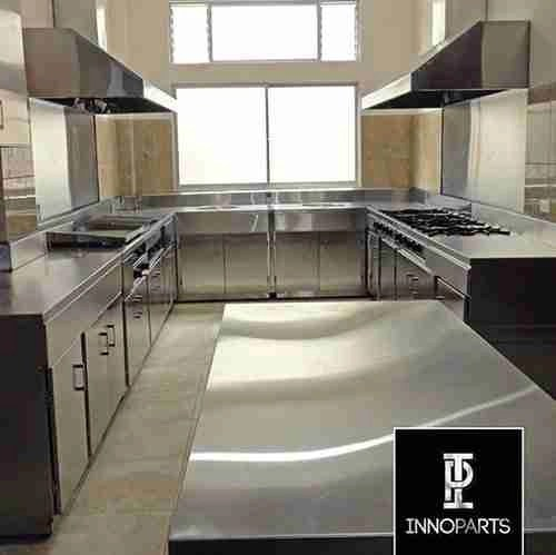 Cocinas industriales, equipamiento industrial hotelero. Innoparts. Hostelería Ecuador