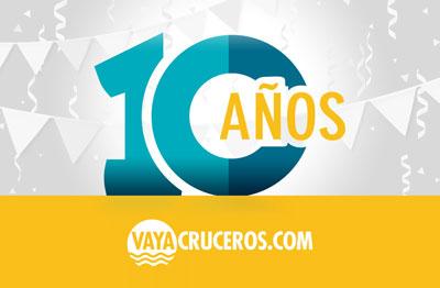 La evolución de los cruceros en los últimos diez años según Vayacruceros