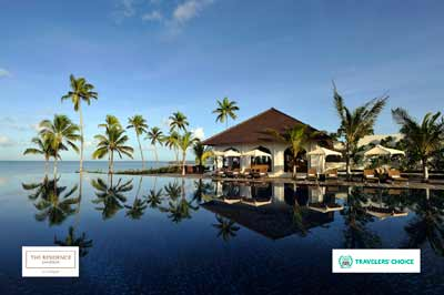 The Residence Zanzibar, entre los mejores hoteles de Tanzania y África