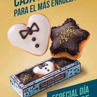 """""""DUNKINS PARA LOS PAPAS MÁS ENROLLADOS"""", NUEVA CAMPAÑA ESPECIAL DE DUNKIN' COFFEE"""