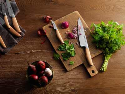 TEVERE, la nueva cuchillería BALLARINI