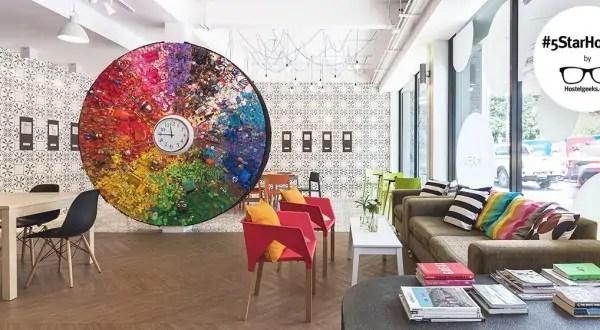5 Star Hostels  Unique Design and Boutique Hostels to dream