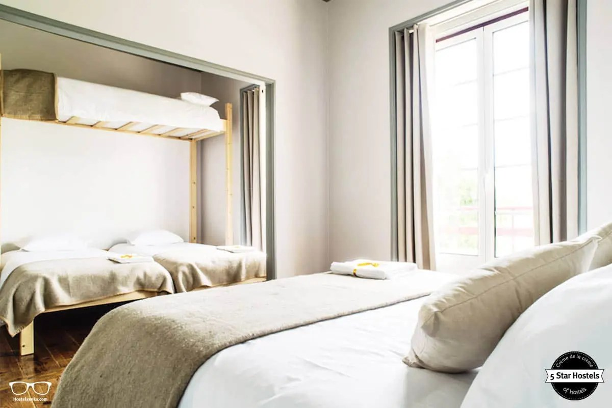 Hostel Room Types  What are the differences FULL