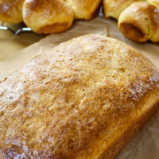 Pumpkin Yeast Bread Loaf and Rolls Recipe