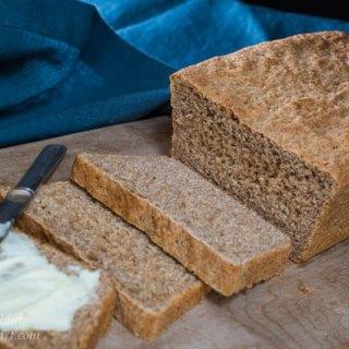 Spelt Bread – #BreadBakers