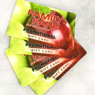 Family Fare Supermarkets Review + Giveaway