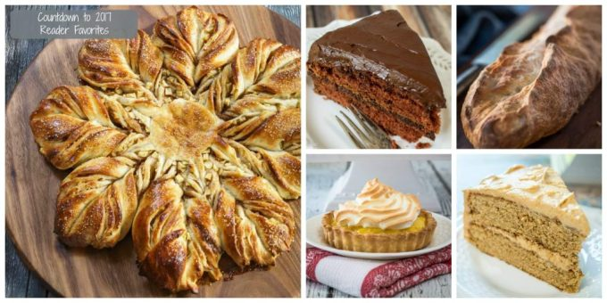 Countdown to 2017 is on! Today's recipes are for Readers Favorites featured on Hostess At Heart during 2016 | HostessAtHeart.com
