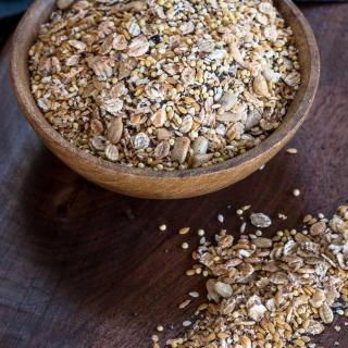 Organic Whole Grain Bread Blend