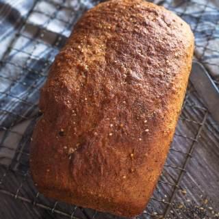 Organic Honey Whole Grain Bread Recipe