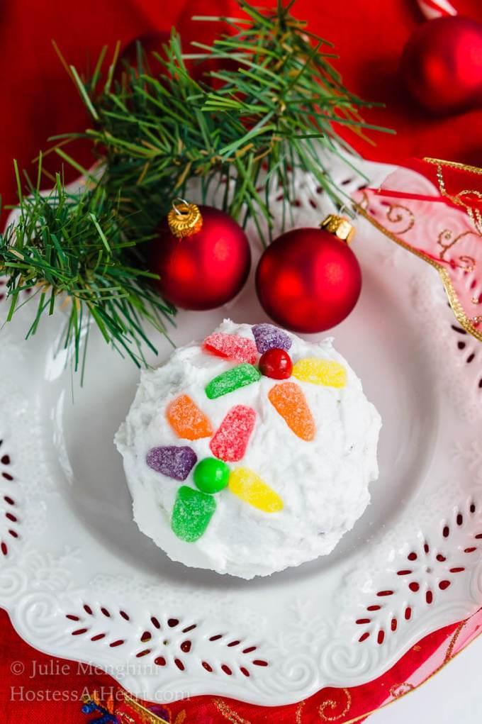 Chocolate Cake Ornaments For The Non Cake Decorator
