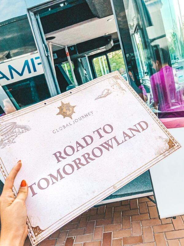 Onthaalhostessen Tomorrowland
