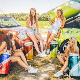Red Bull samplingteam