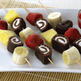 HOHO FRUIT KABOBS Items Needed: 1 box (10 ounces) Hostess HoHos (10 HoHos) 2 medium ripe bananas 2 tablespoons lemon juice 2 cups fresh medium strawberries 1 cup fresh pineapple […]