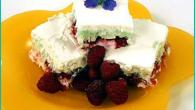 Raspberry Twinkie Delight! What a beautiful dessert for those hot summer days : ) INGREDIENTS: 10 Hostess Twinkies 2 10 oz. boxes of frozen raspberries, thawed 1 bag flaked coconut […]