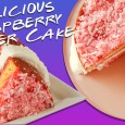 If you love the popular snack cake, you'll love this Raspberry Zinger Cake!! Sturdy yellow sponge cake is coated in raspberry and coconut and filled with marshmallow frosting. Ingredients: 1 […]