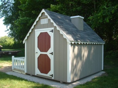 Custom Victorian Style Playhouse