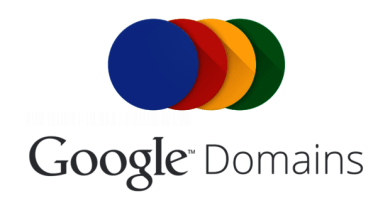 start your web with Google Domains