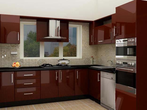 Interior Design Ideas In India Kitchen Cabinets