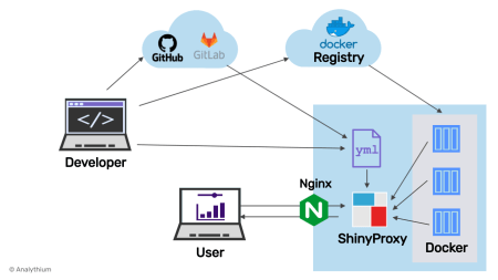 Custom Domain and Security for ShinyProxy with Nginx