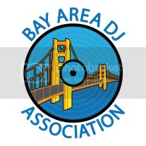 Bay Area DJ Association Logo