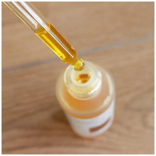 catrice clean ID carrot glow face oil review skincare fair skin sensitive skin dry skin