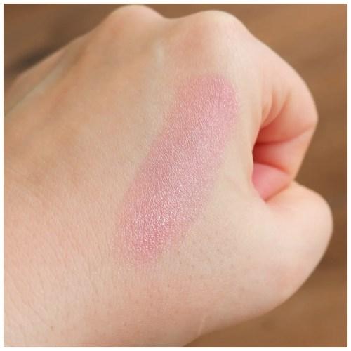 catrice watermelon shine glow lip balm review swatch application makeup look fair skin