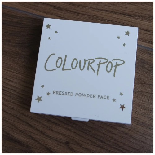 colourpop pressed powder blush parakeet review swatch makeup look application fair skin dry skin