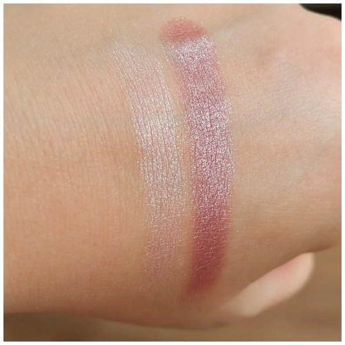 colourpop merci bouquet supershock eyeshadow review duo swatch makeup look application fair skin daytrippin' bloomer